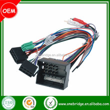 Professional dregree automotive electrical audio wire harness