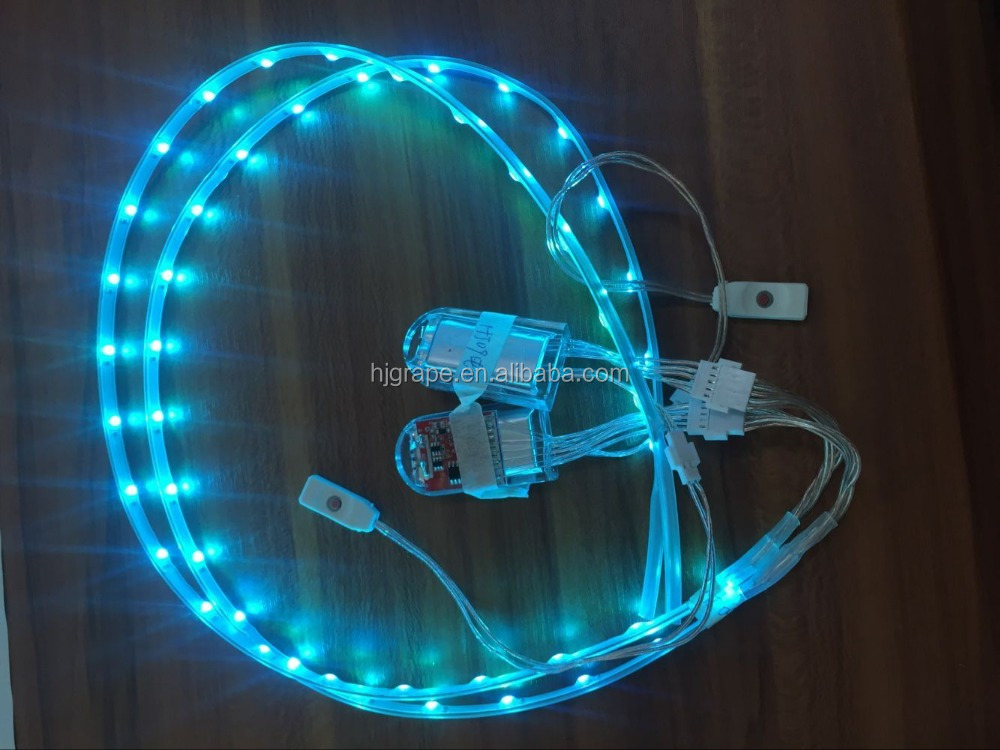 Rgb led Strip light guzhen factory price 3528 led lights for shoes