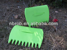 Plastic Garden Leaf Scoop