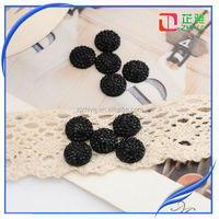 2014 New design top quality natural loose black diamonds