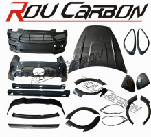Top one Best Price Carbon body kits for porsche cayenn 958 hm lm mansori 3 style