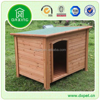 Wooden Dog House for Large Dog