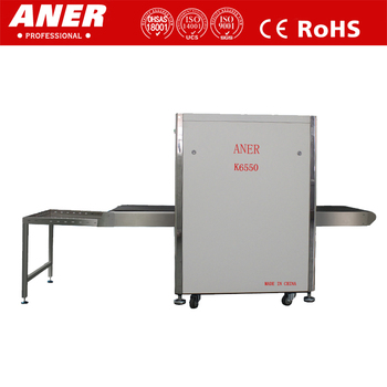K6550 X-ray Luggage Scanner for Military, Court, Prison