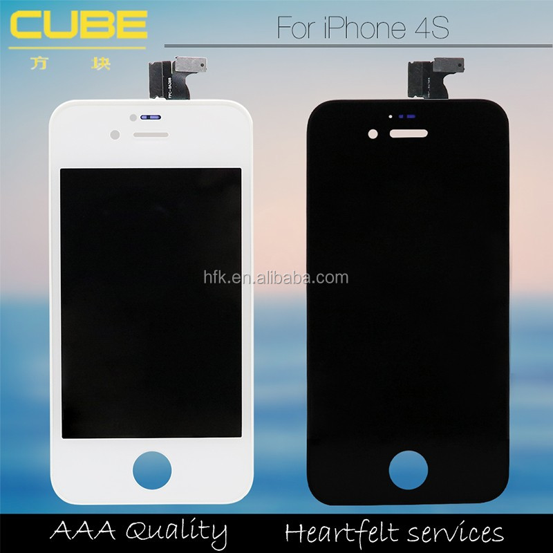Cheap price lcd for iphone 4S ,lcd display for iphone 4S, lcd screen for iphone 4S