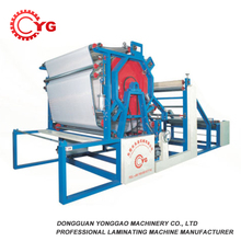 Vertical Water Based Glue Laminating Machine with Mesh Belt