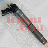 Genuine Bosch Common Rail Diesel Fuel Injector For Renault Laguna Megane Trafic Espace Scenic 2.0 dCi 0445115007 0986435350