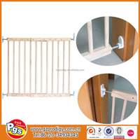 child fence gate,baby wooden safety gate