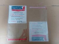 BOPP Plastic Packaging Bag With self Adhesive Seal