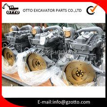 China Supplier 4489383 ZX200 Isuzu 6BG1 Diesel Engine Assy BB-6BG1TRP-02 Engine