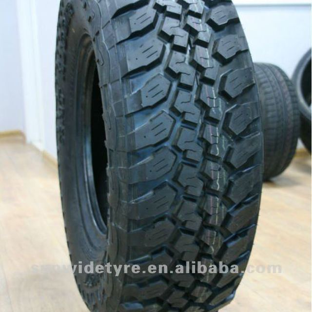 MT Tire Off-road Snow Tire Mud Tire 4*4 SUV LT265/70R17