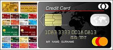 Fluorescence Bank Cards and Gift Cards High Vicat PVC Card Material