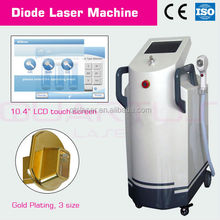 FHR freezing 808nm Diode Laser medical equipment