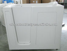 big size walk in bathtub deep soaking Walk-In Bathtub with Door Disable walk in tub bathtub for old people