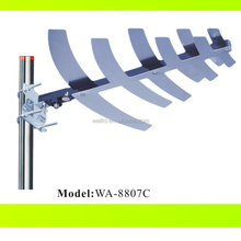 HDTV Digital Outdoor Antenna UHF Yagi Antenna Digital TV Aerial Model no. WA-8807C ISDB-T HD TV Outdoor TV Antenna