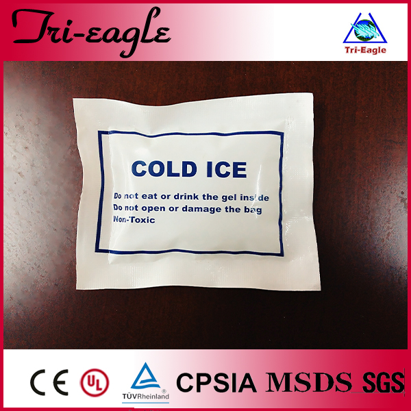 Professional instant ice pack medical cold pack disposable cooling bag