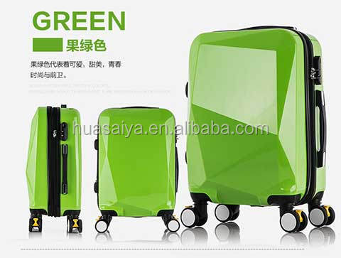 4 universal Double Wheels Aluminium Cabin Trolley Luggage