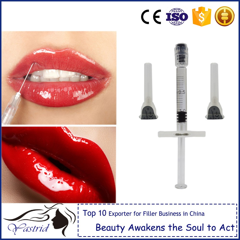 Yastrid Dermal Filler Injection Hyaluronic Acid for Lip Fullness