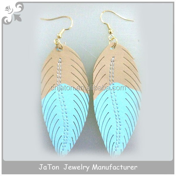 Wholesale Long Feather Earrings For Sale