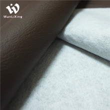 Wholesale Manufacturer Very Cheap PVC Synthetic Leather For Furniture Upholstery Sofa Car Seat