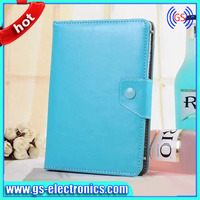 7,8,9,9.7,10 inch Multi Angle PU leather Tablets Case Universal Tablets case