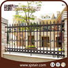 high quality department aluminum security fence for courtyard
