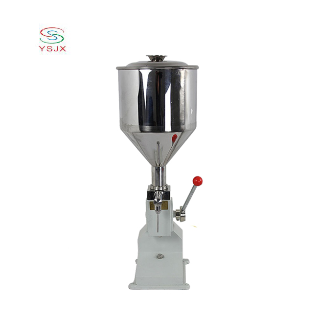 Small lipstick filling machine / lip balm filling machine