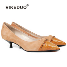 snake sheep leather ladies women 2017 high heels shoes models sexy