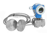 DP transmitter with Two diaphragm seals for differential pressure and level