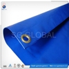 Green blue nylon waterproof coated pvc tarpaulin fabric