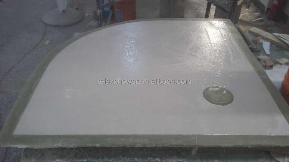 lasrger discount rectangle shape stone tray