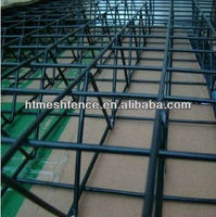3D Galvanized Welded Mesh Fence Panel