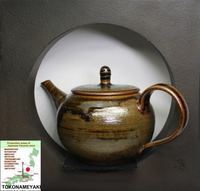 Grade A porcelain teapot production of a potter's wheel T-891 made in Japan pottery for tea time