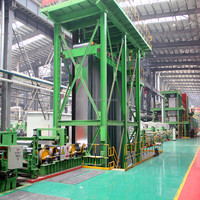 color coating steel plate production line