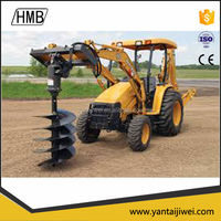 Digger earth hole drilling machine/ground hole earth auger
