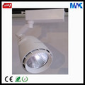 ( parts only ) sharp easy install led spot light COB 30W led track light casing