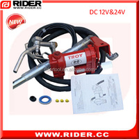 Hot sale small electric diesel engine oil pump