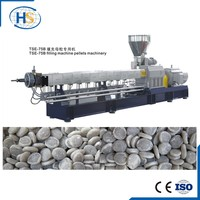 Pp Pe And Calcium Carbonate/caco3 Filler Masterbatch Machine/granulation Machine