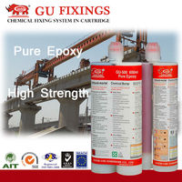 highest load heavy steel mixture two tubes of epoxy glue