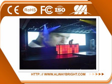Reasonable price with high quality rental indoor p4 led display