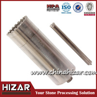 450mm 300mm concrete diamond core drill bit for reinforced concrete