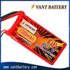 soft case 7.4V 1300mAh 45C rechargeable RC battery 2s lipo battery for rc models