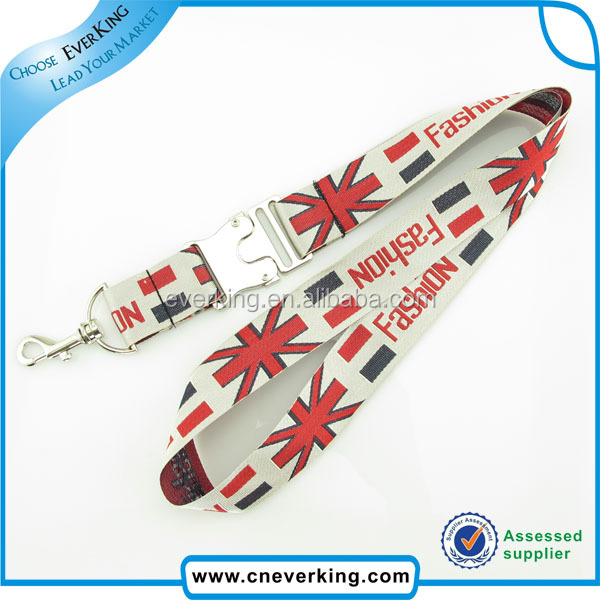 New product international flag lanyards promotion gift