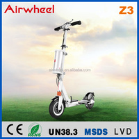 2016 most popular seat-less portable electric bike for drivers