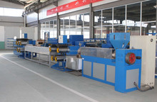 Rope Net Industrial PET flakes to fiber machine for sale