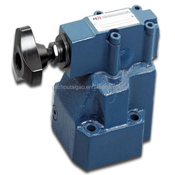DZ30 / DZ10 / DZ20 series pilot operated sequence valve pressure valves