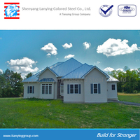 beautiful and comfortable steel villa with good price