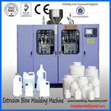 plastic bottle manufacturing plant