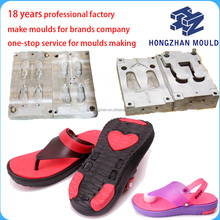 jinjiang aluminum plugging injection eva two color shoe sole mold