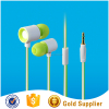 Custom mp3 earphone for cell phone made in China
