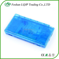 Hard Crystal Case Clear Skin Cover for Nintendo DSL /DS Lite Crystal Clear Case